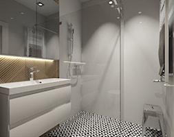 Łazienka z prysznicem - zdjęcie od MG Design - Homebook
