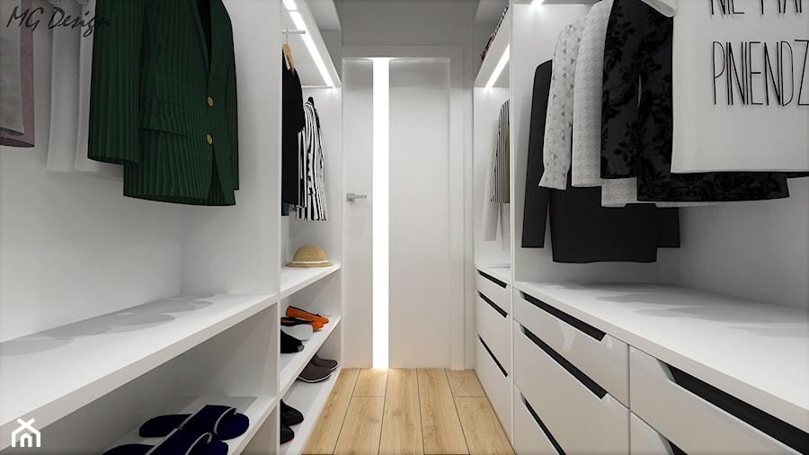 Garderoba - zdjęcie od MG Design