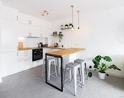 Kuchnia w stylu skandynawskim - zdjęcie od FutuBeton