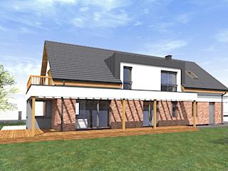 Dom w Drwęsie
