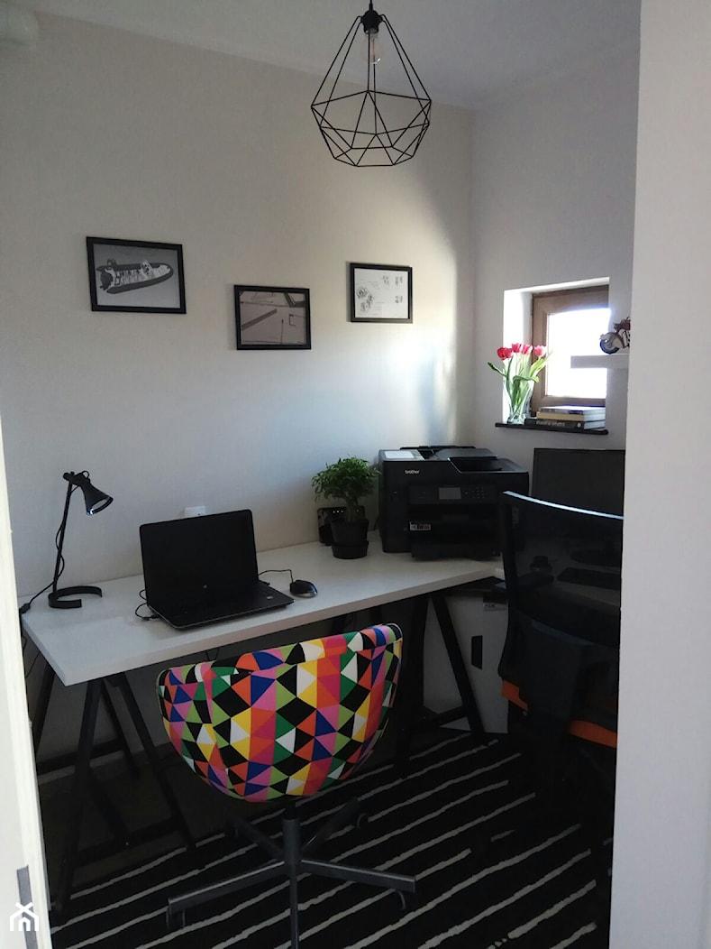 Biuro - Biuro, styl eklektyczny - zdjęcie od kaMMat design - Homebook