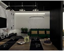 Nowoczesny salon - zdjęcie od Projekty Wnętrz DOYS - Homebook