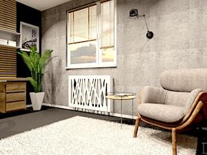 Nowoczesny pokój biurowy
