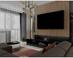Salon / pokój dzienny - zdjęcie od Projekty Wnętrz DOYS - Homebook