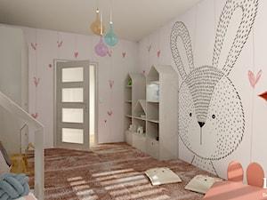 Pokój dzieccięcy - króliczek :)