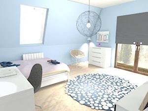Pokój dziewczynka - zdjęcie od Projekty Wnętrz DOYS