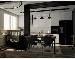 Nowoczesna kuchnia - zdjęcie od Projekty Wnętrz DOYS - Homebook