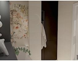 Nowoczesna łazienka duża i mała - zdjęcie od Projekty Wnętrz DOYS - Homebook