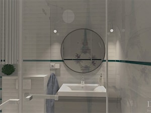 Łazienka styl nowoczesny Opoczno