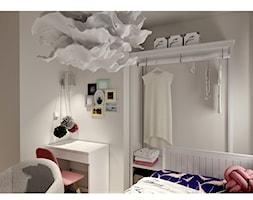 Pokój młodzieżowy, pokój dziecka, pokój dziewczęcy - zdjęcie od Projekty Wnętrz DOYS