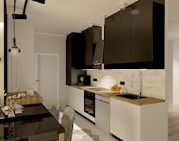 Kuchnia z jadalnią - zdjęcie od Projekty Wnętrz DOYS - Homebook