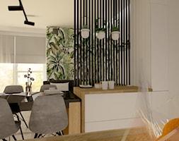 Jadalnia z salonem - zdjęcie od Projekty Wnętrz DOYS - Homebook