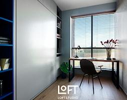 Australijskie klimaty - Sypialnia, styl nowoczesny - zdjęcie od Loftstudio - Homebook