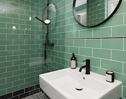 Łazienka miętowa III - zdjęcie od Loftstudio