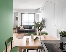 Studio M - Jadalnia, styl nowoczesny - zdjęcie od Loftstudio - Homebook