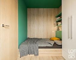 Studio M - Sypialnia, styl nowoczesny - zdjęcie od Loftstudio - Homebook