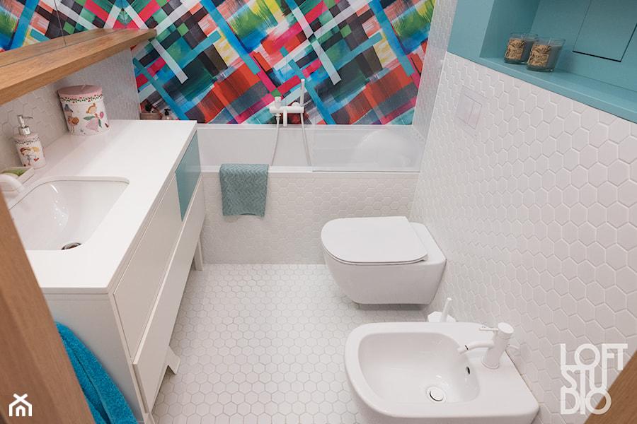 łazienka Dzieci Ii Zdjęcie Od Loftstudio Homebook