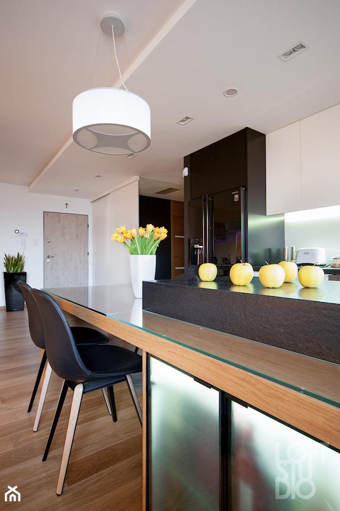 Apartament z ogrodem zimowym. - zdjęcie od Loftstudio - Homebook