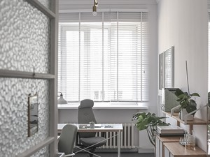 Małe biuro na Powiślu