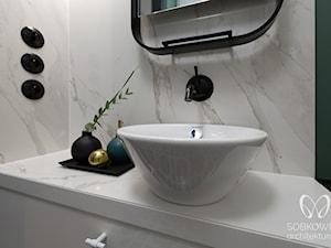 łazienka w stylu klasycznym - zdjęcie od Sobkowiak Architektura