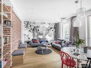 Hygge - nowoczesne mieszkanie w stylu skandynawskim