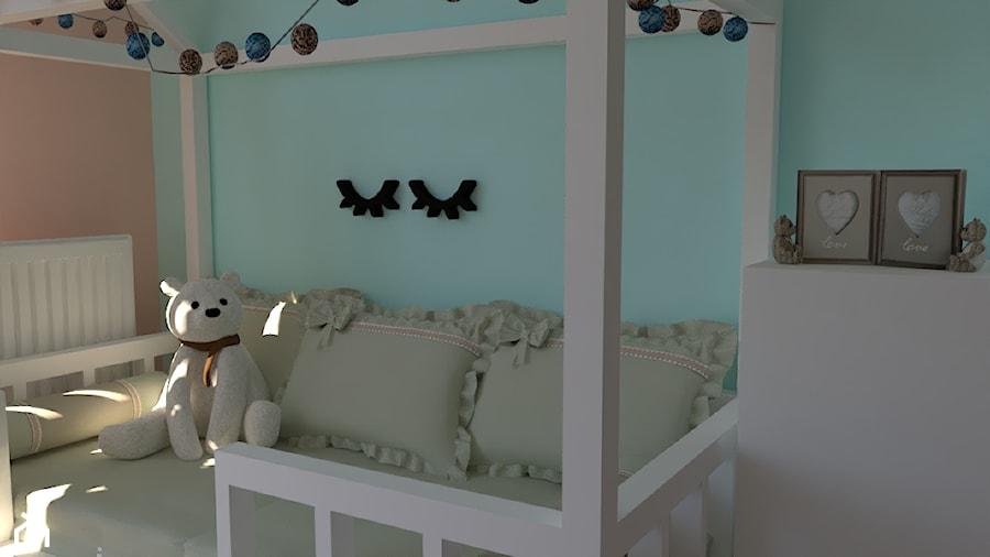 Aranżacje wnętrz - Pokój dziecka: Misiaty&Uszaty - Merlin Pastel - Projektowanie Wnętrz. Przeglądaj, dodawaj i zapisuj najlepsze zdjęcia, pomysły i inspiracje designerskie. W bazie mamy już prawie milion fotografii!