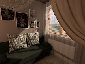 ห้องพัก - zdjęcie od Merlin Pastel - Projektowanie Wnętrz