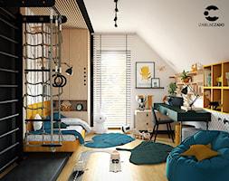 Pokój dla chłopca - zdjęcie od ProjecTOWN Izabela Czado - Homebook