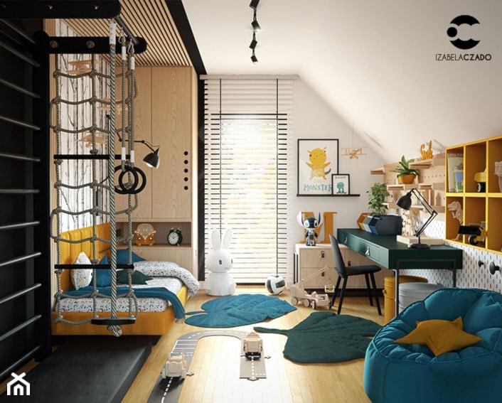 Pokój dla chłopca - zdjęcie od ProjecTOWN Izabela Czado