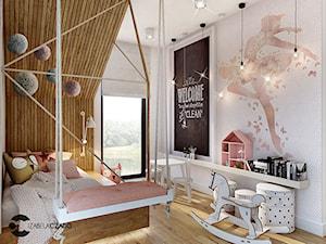 Pokój dla dziewczynki - zdjęcie od ProjecTOWN Izabela Czado