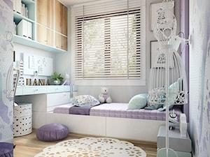Dziewczęcy pokój dla małej projektantki mody