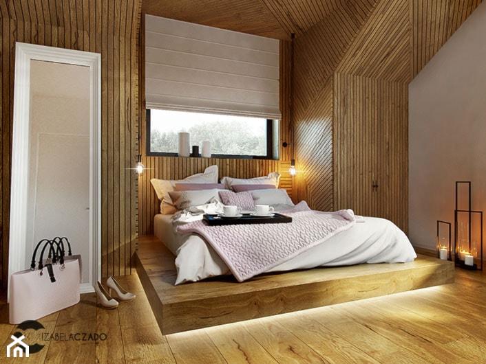 Sypialnia W Stylu Nowoczesnym Zdjęcie Od Projectown