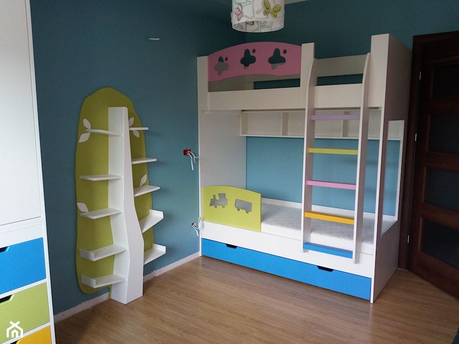 Aranżacje wnętrz - Pokój dziecka: łózko piętrowe darstol - łóżka na antresoli - darstol. Przeglądaj, dodawaj i zapisuj najlepsze zdjęcia, pomysły i inspiracje designerskie. W bazie mamy już prawie milion fotografii!