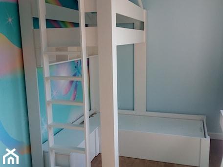 Aranżacje wnętrz - Pokój dziecka: łóżko piętrowe darstol - łóżka na antresoli - darstol. Przeglądaj, dodawaj i zapisuj najlepsze zdjęcia, pomysły i inspiracje designerskie. W bazie mamy już prawie milion fotografii!