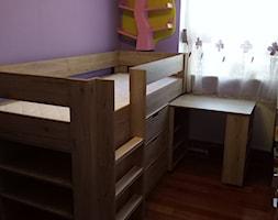 łóżko na antresoli darstol - zdjęcie od łóżka na antresoli - darstol