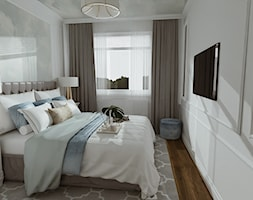 Sypialnia - New York Hampton - zdjęcie od Slow Studio - Homebook
