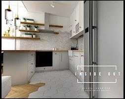 Kuchnia+-+zdj%C4%99cie+od+INSIDE+OUT+Dorota+Lubowicka+Projektowanie+Wn%C4%99trz