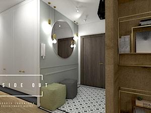 INSIDE OUT Dorota Lubowicka Projektowanie Wnętrz - Architekt / projektant wnętrz