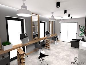 Gabinet fryzjerski. - zdjęcie od PO.MYSŁ