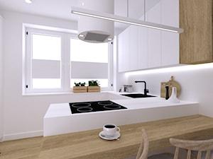 PONADCZASOWA BIEL • biała kuchnia