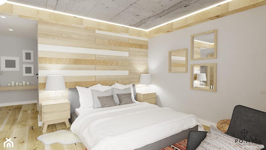 Pomysł Na ścianę Za łóżkiem Zdjęcie Od Pomysł Homebook