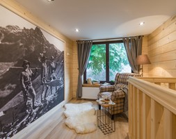 Fotografia wnętrz - Dom Bystra 103 - Średni hol / przedpokój, styl tradycyjny - zdjęcie od Architekt Kadru