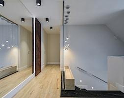 Fotografia wnętrz - Willa Szczawniczanka - Średni biały hol / przedpokój, styl glamour - zdjęcie od Architekt Kadru