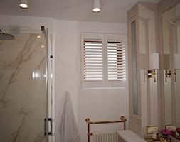 Shutters w łazience - zdjęcie od Idea Shutters - Homebook