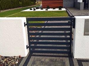 Graupanel - bramy, ogrodzenia i automatyka - Firma remontowa i budowlana