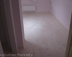 Deska sosnowa po ługowaniu - zdjęcie od Budomax Parkiety - Homebook