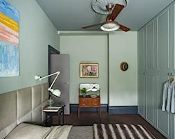 Sypialnia+-+zdj%C4%99cie+od+Anna+Koszela.+Architekt+wn%C4%99trz