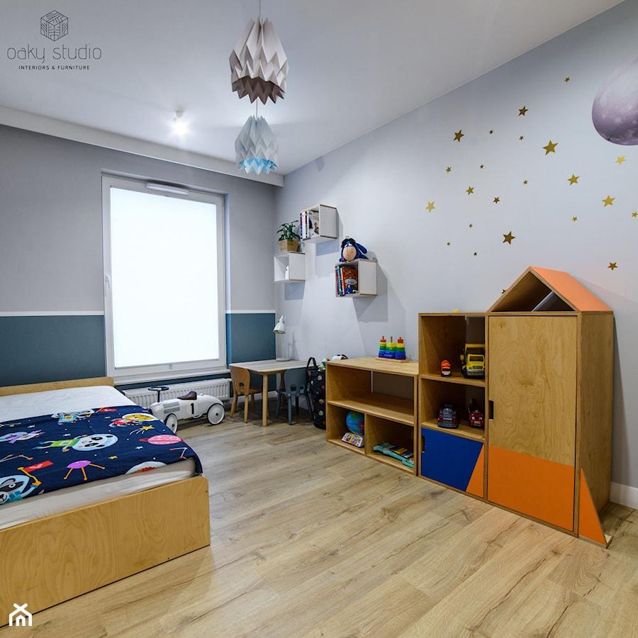 Przystań Letnica, Gdańsk - Pokój dziecka - zdjęcie od Vzorovo