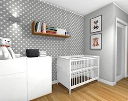 Dom pod Orzechem / Pokój maluszka - zdjęcie od HABITAT DESIGN Magdalena Ślusarczyk