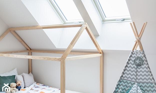 łóżko domek dziecięce